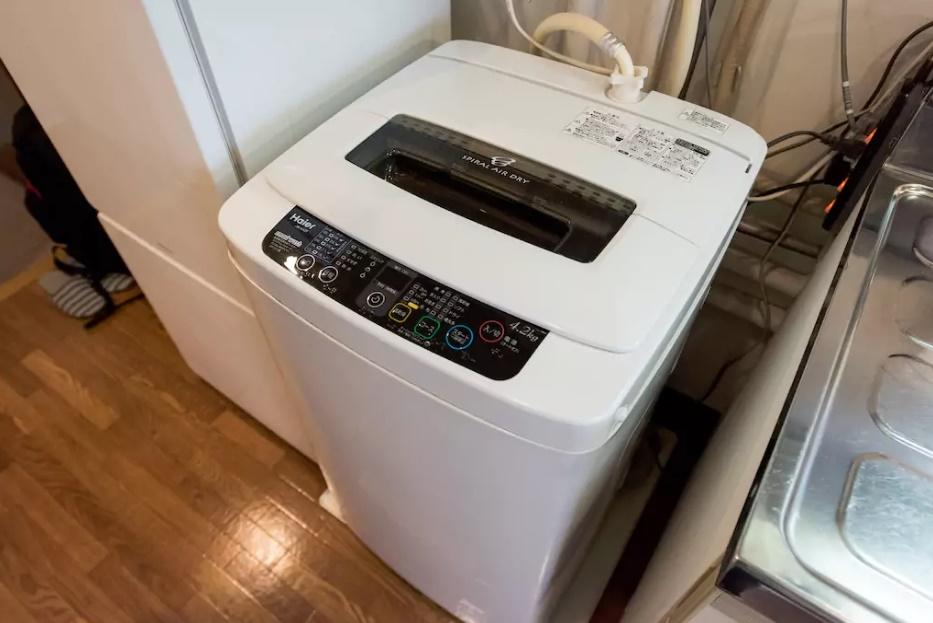グランデ 洗濯機